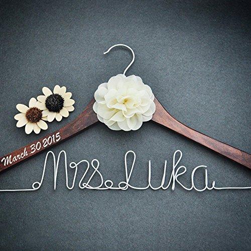 Custom Name Hanger