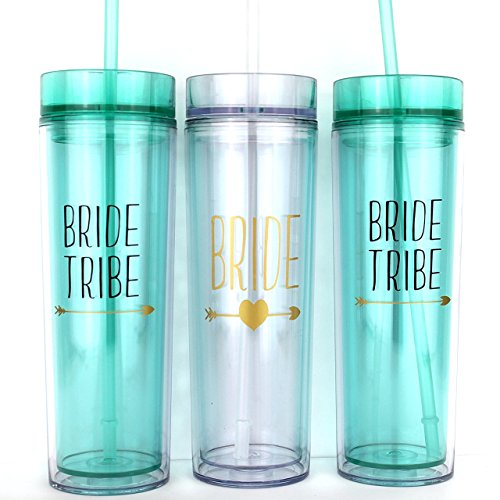 Bride Tribe Tumblers