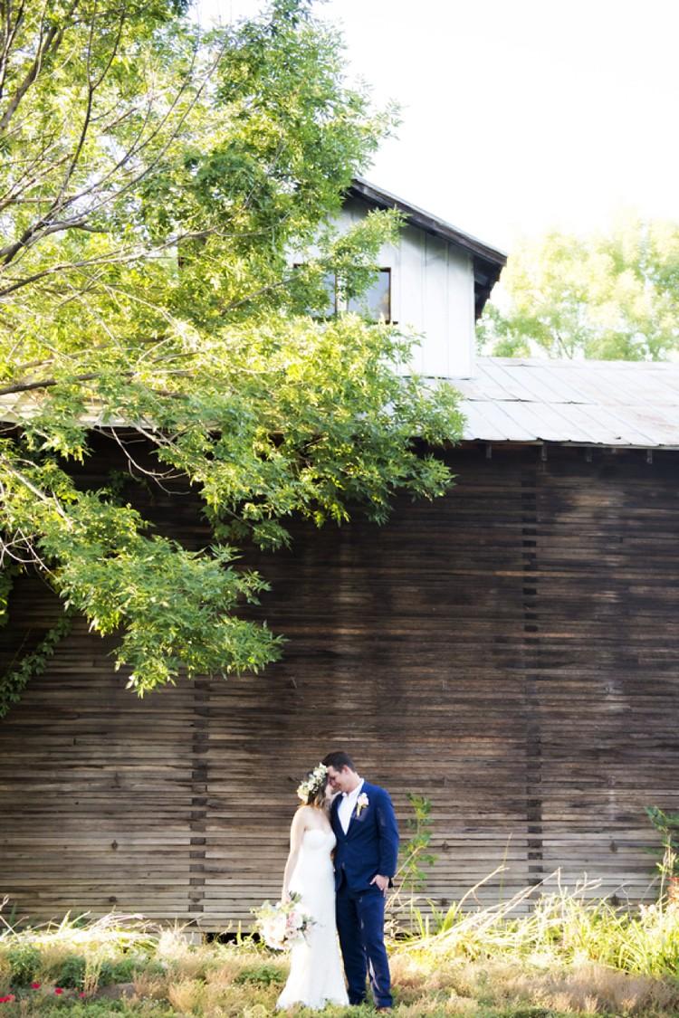 Barn at Raccoon Creek Wedding
