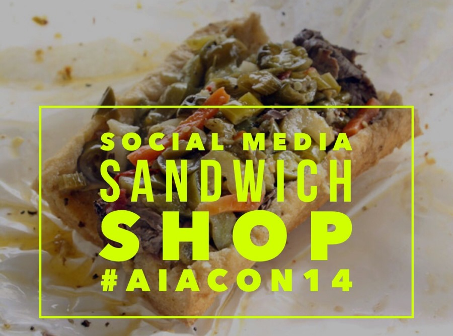 Social Media Marketing Strategy is like a Sandwich Shop