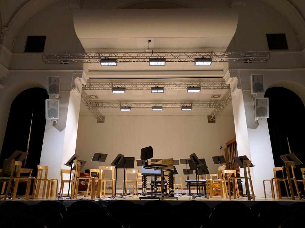 Recital Hall - Aula Magna