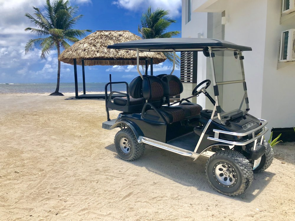 Third Coast Belize Golf Cart Belize Vacation Rental.jpg