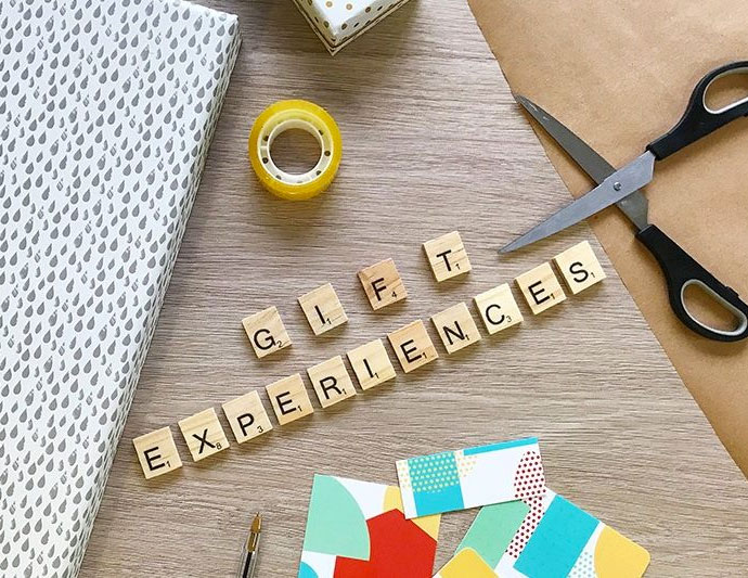 Giving Gift Experiences