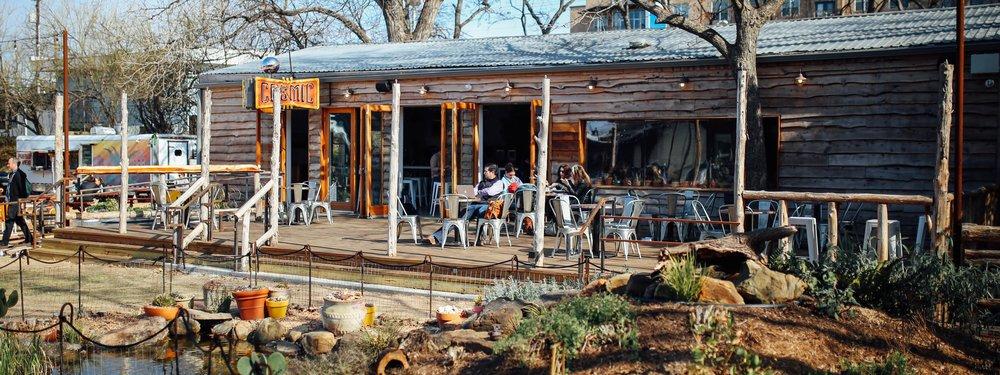 Cosmic Coffee and Beer Garden