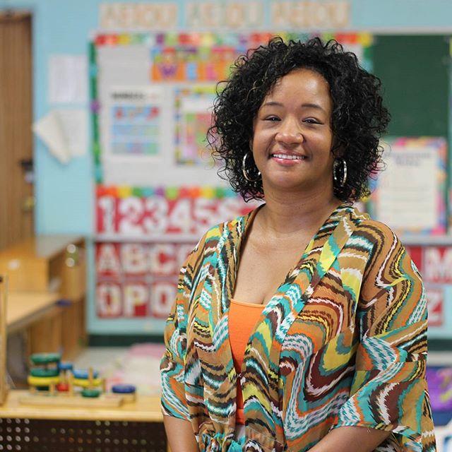 Ms. Vernon - Director of Garr Learning Center
