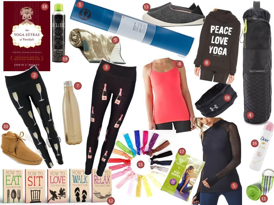 Yogi Gift Guide 2016