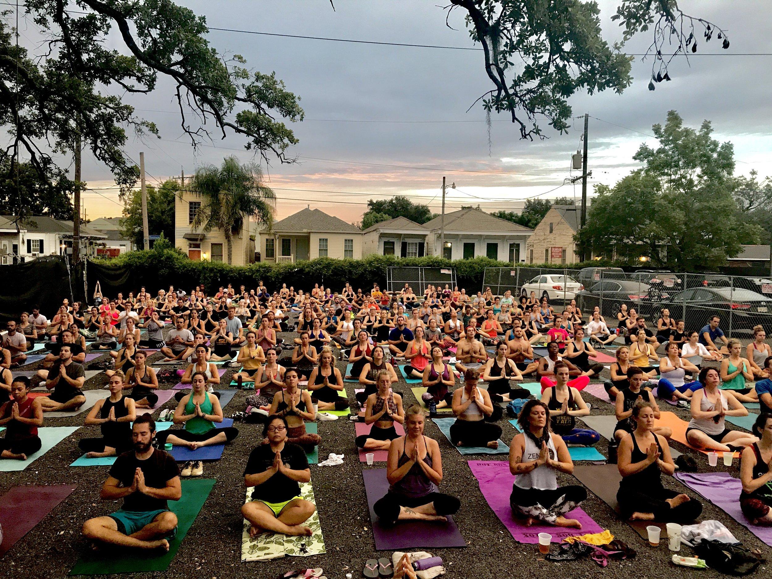 Upcoming Events — NOLA Tribe Yoga