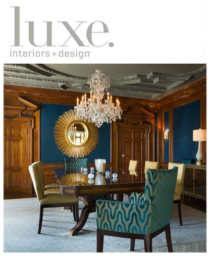 Luxe Interiors Design Magazine March April 2016
