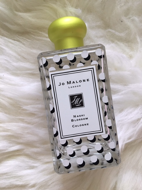 Ray got this Jo Malone perfume for me for Mother's day and it is perfection! It's juicy, crisp, fresh and really light. Perfect for summer!