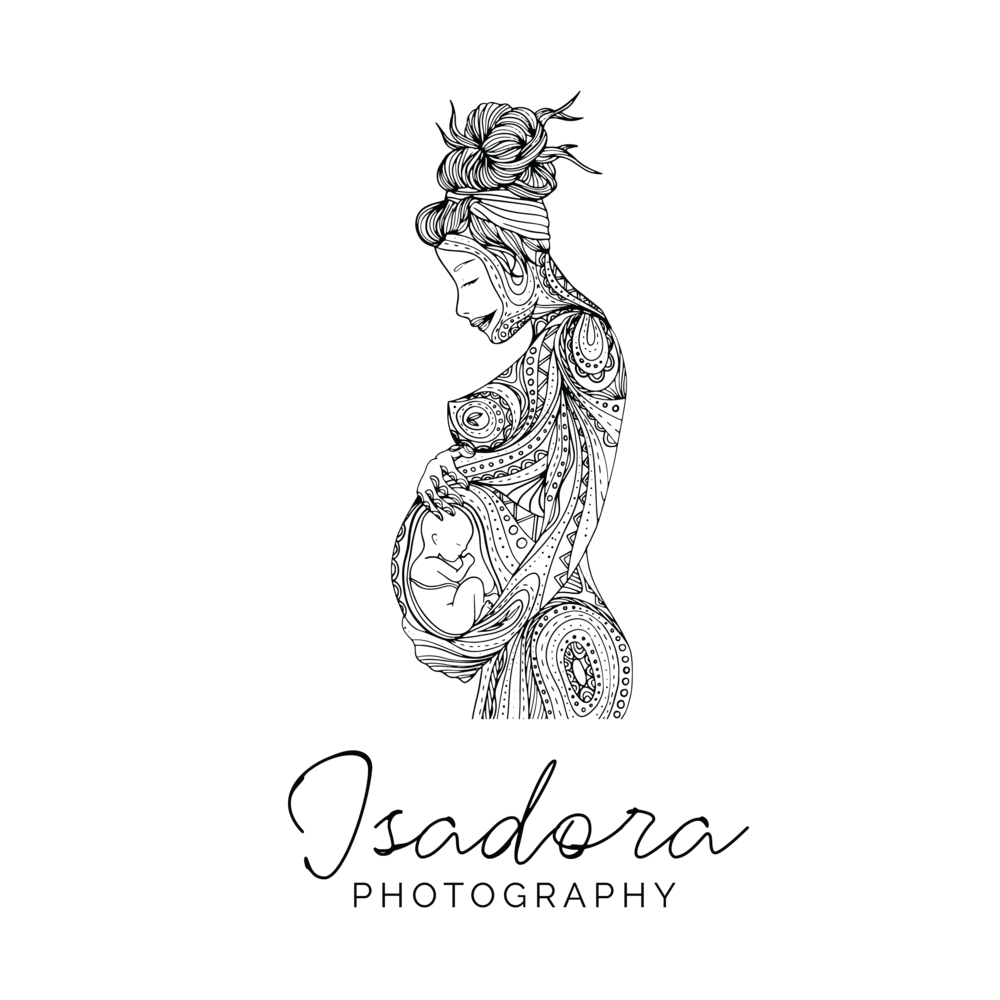 Isadora Photography Logo
