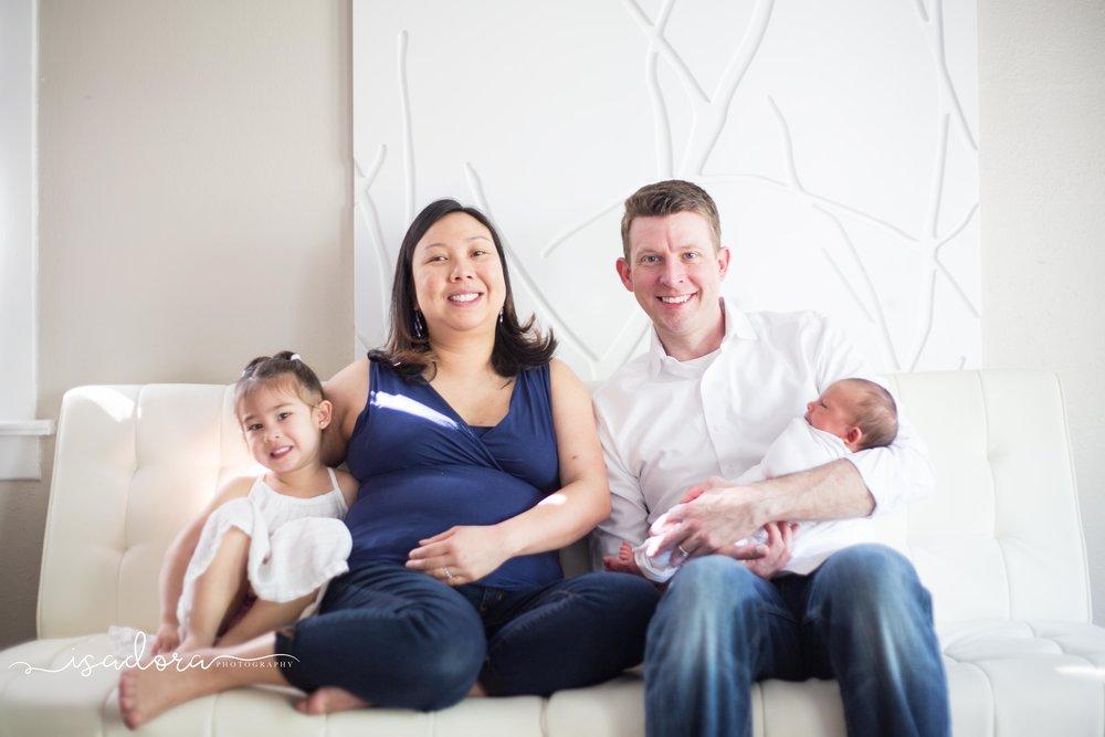 Family & Newborn Sessions