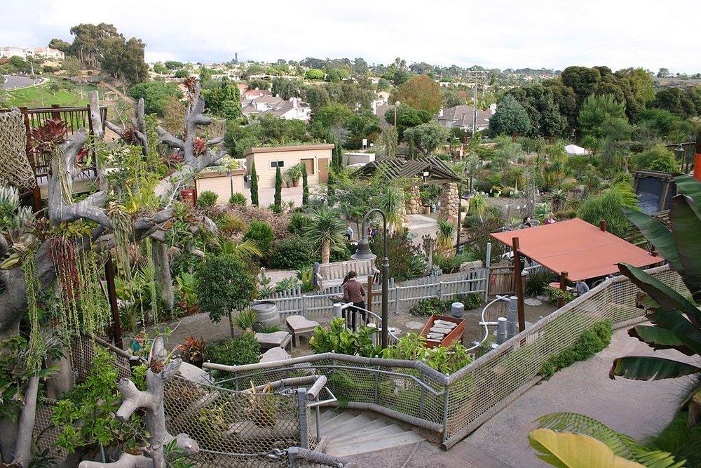 San Diego Botanic Gardens