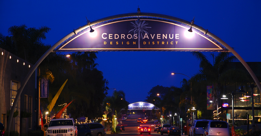 Cedros Design District