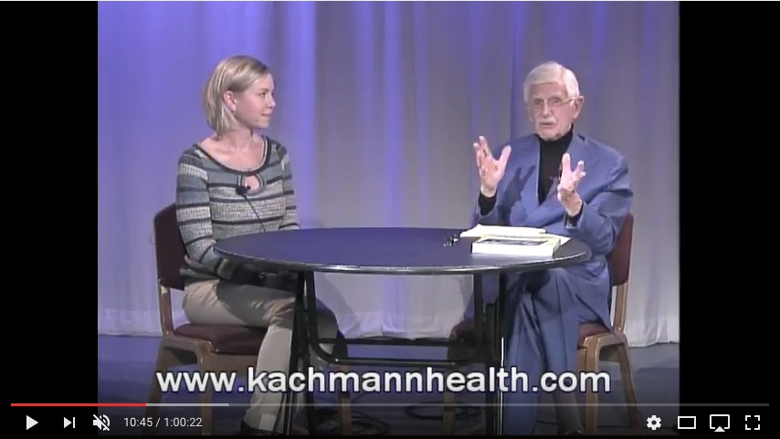 Dr. Rudy Kachmann Interviews Colleen
