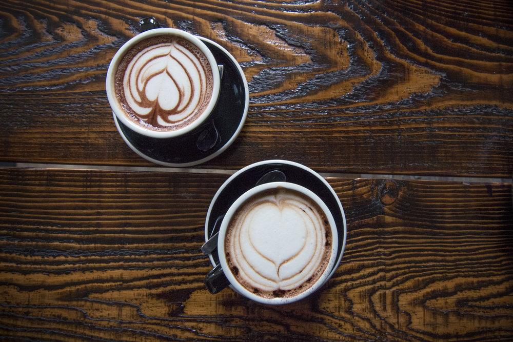 Toronto Coffee - by Aminaz K