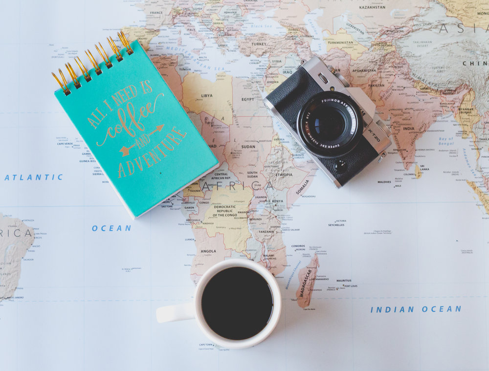 Travels - by Aminaz K
