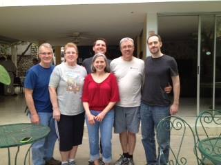 2015 Haiti Mission Team