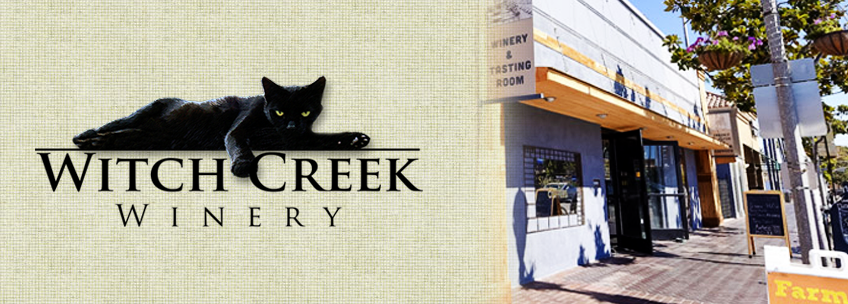 WITCH CREEK WINERY   Find out more about Witch Creek Winery at:  witchcreekwinery.com