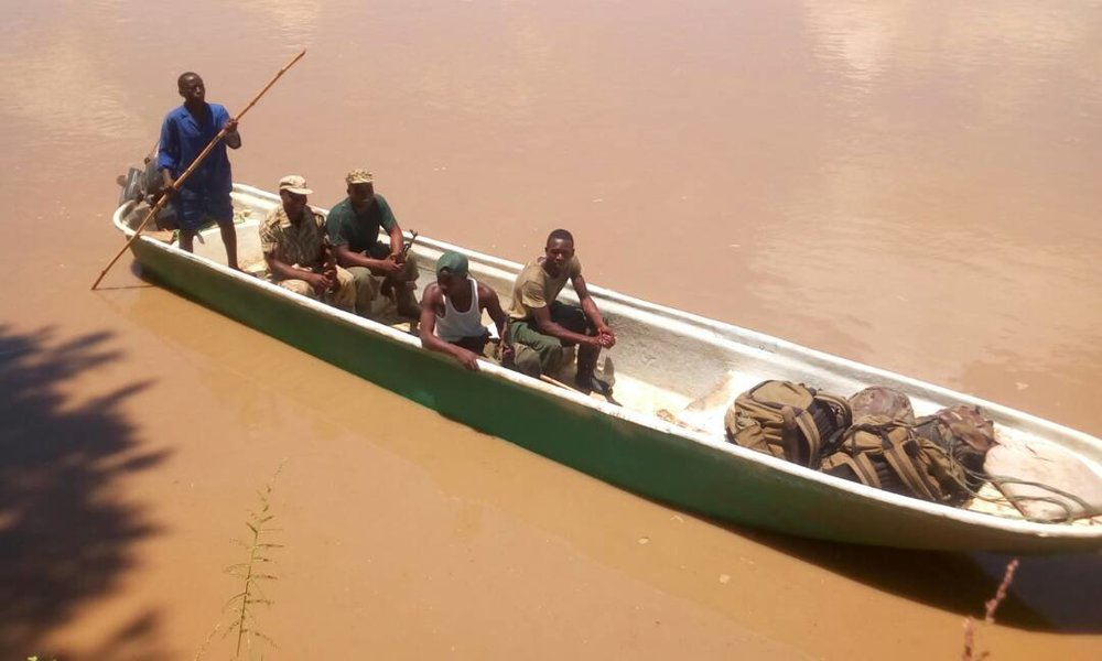 New Patrol Boat