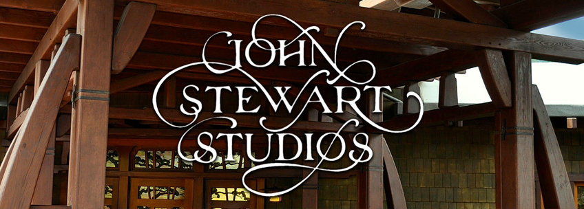 JOHN STEWART STUDIOS   Find out more:  johnstewartstudios.com