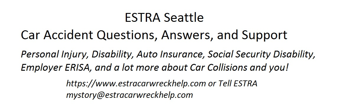 ESTRA Seattle | Official Car Accident Site