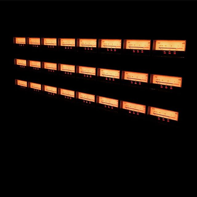 Studer sure makes a great night light.