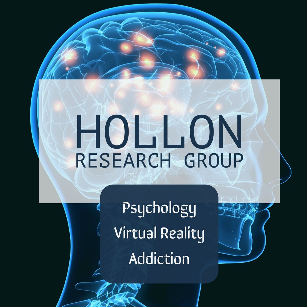 HRG - is a research group led by Steve and Noah. It consists of eight undergraduate research assistants who are running patients through virtual reality at Journey Pure, an in-patient rehabilitation center.