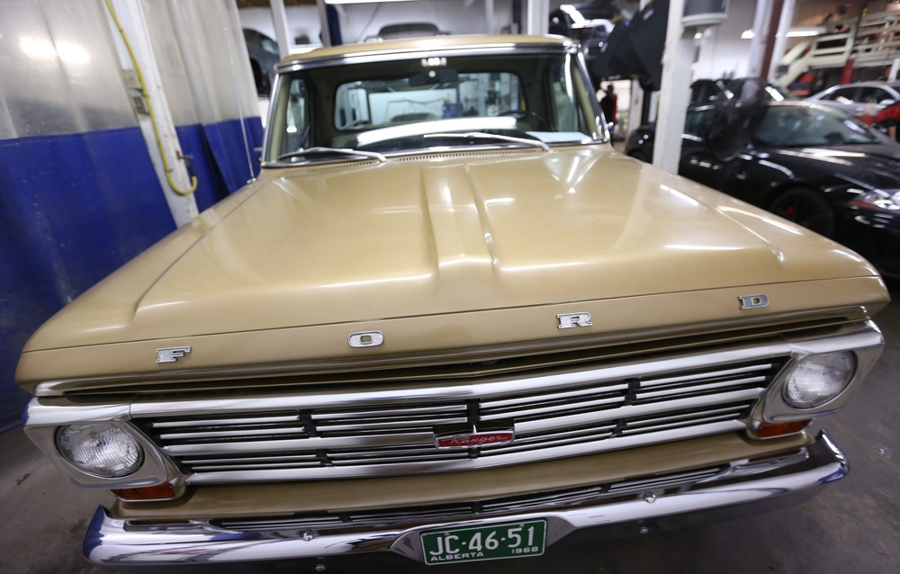 It is so amazing! I haven't seen the interior that colour in years. The car finally got its shine pop back.   -Doug G.