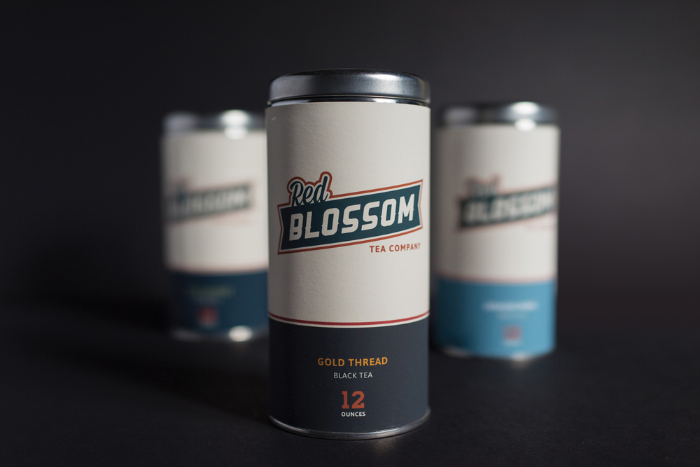 Red Blossom Tea Co.
