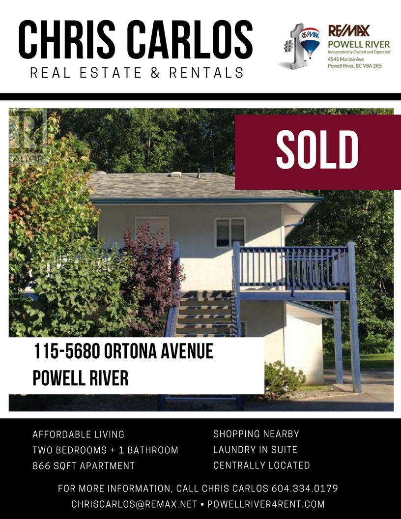Ortona  Powell River Realty