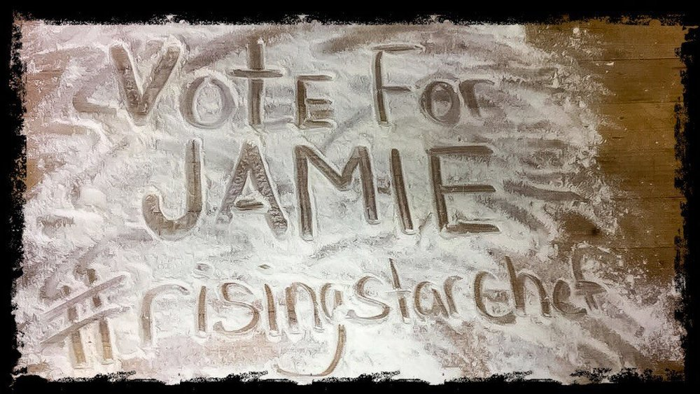 Vote for Jamie flour design