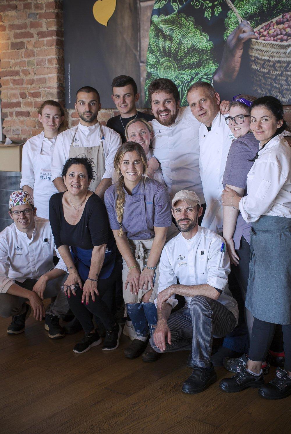 chef dannys italian kitchen crew