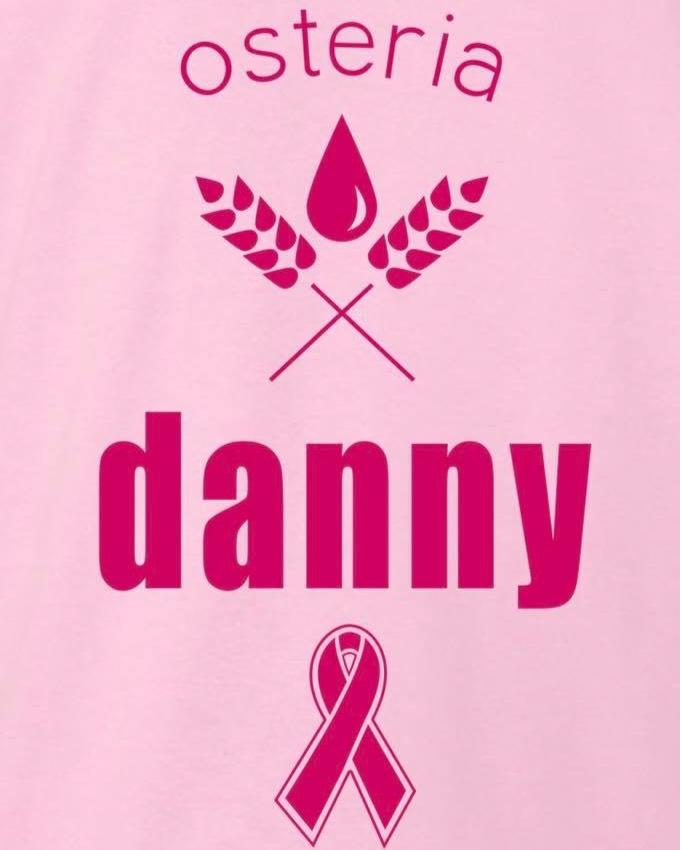 Dine @ Danny's - real men wear pink!!