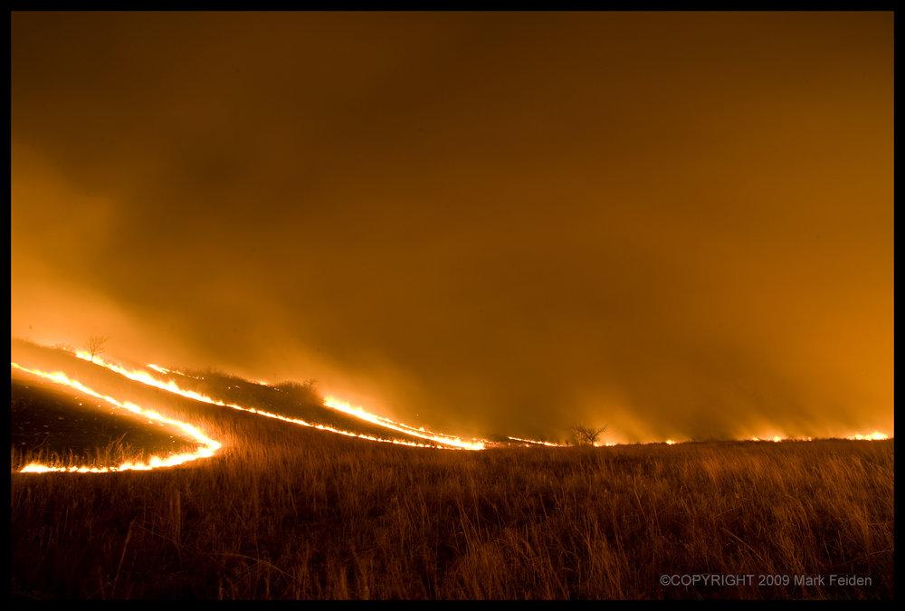 01-140 Prairie Fire