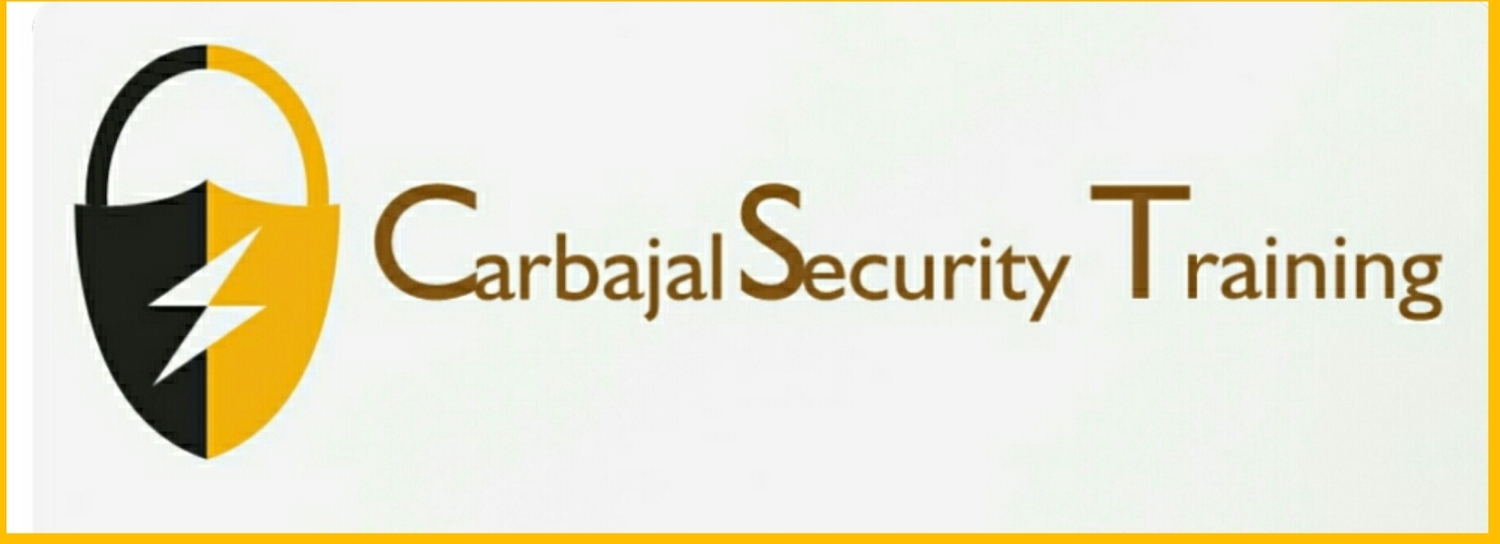 Carbajal Security Training