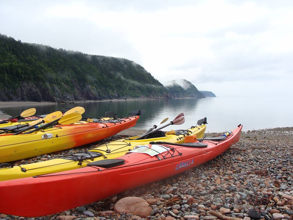 MULTI-DAY KAYAK EXPEDITIONS -