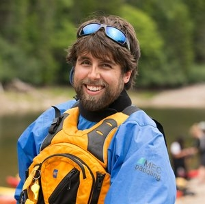 ERIC SOHI  LEAD KAYAK GUIDE