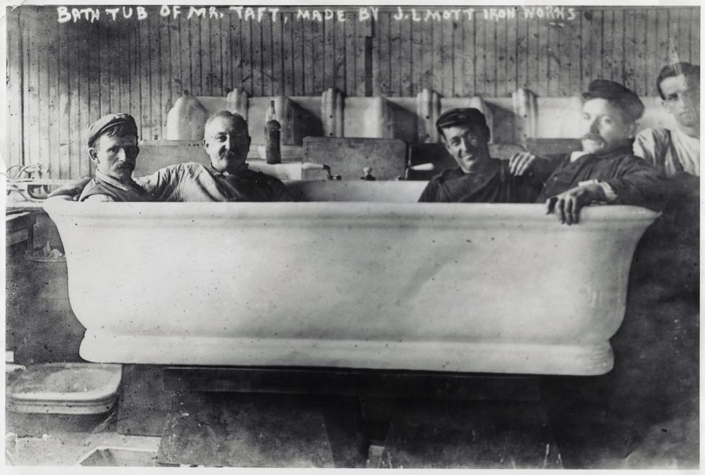 Supreme Court data is bigger than Justice Taft's bathtub
