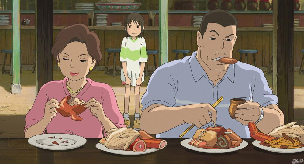 ε  is kind of like Chihiro's parents at the unattended buffet. The food is great but they don't consider the outside factors for why it's there.