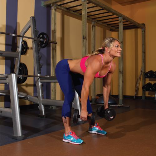 Glutes & Hamstrings Lean Muscle Build — Sisters in Shape