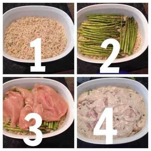 Chicken-Asparagus-Bake
