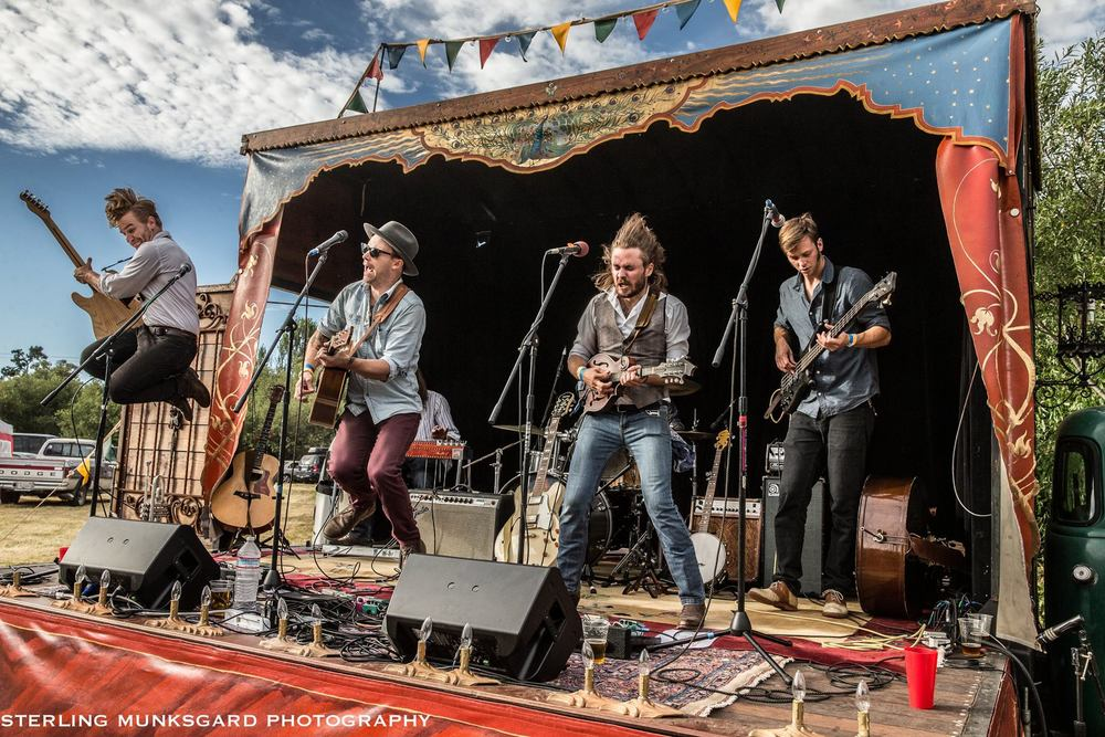 Photo by  Sterling Munksgard , Far West Fest 2014