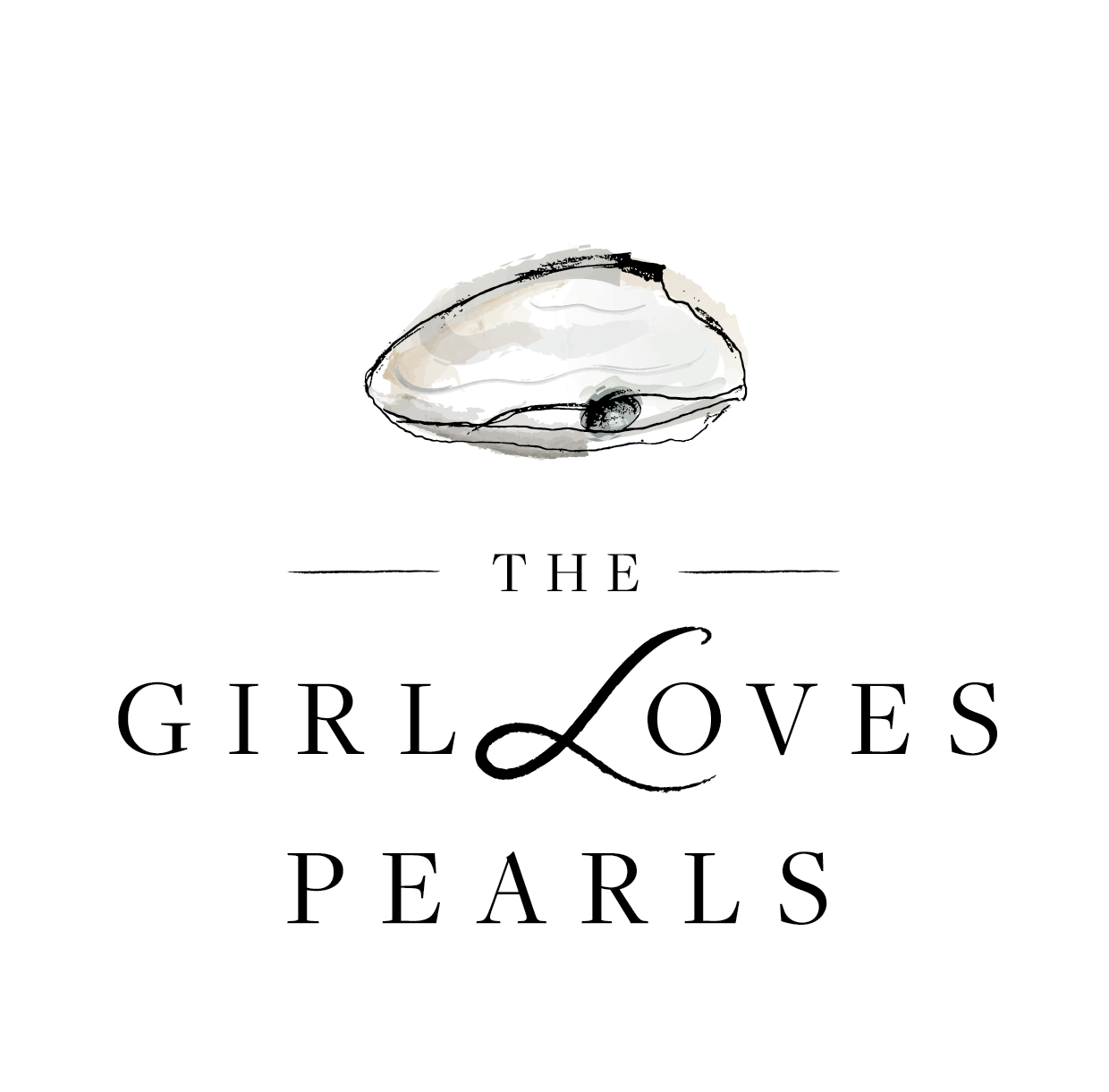 The Girl Loves Pearls