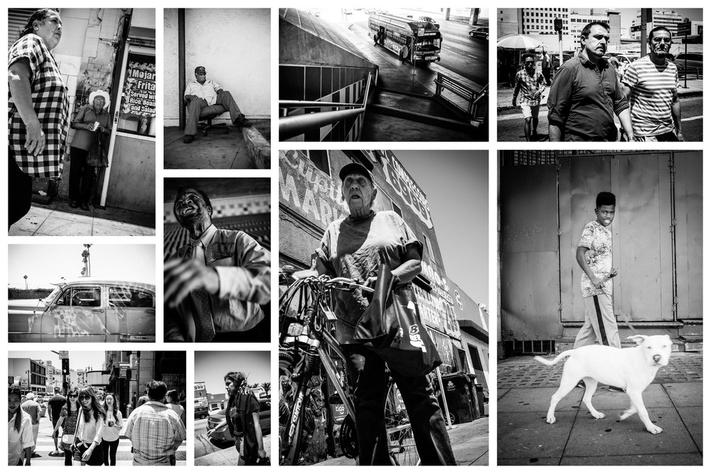 Images from the July L.A. Workshop