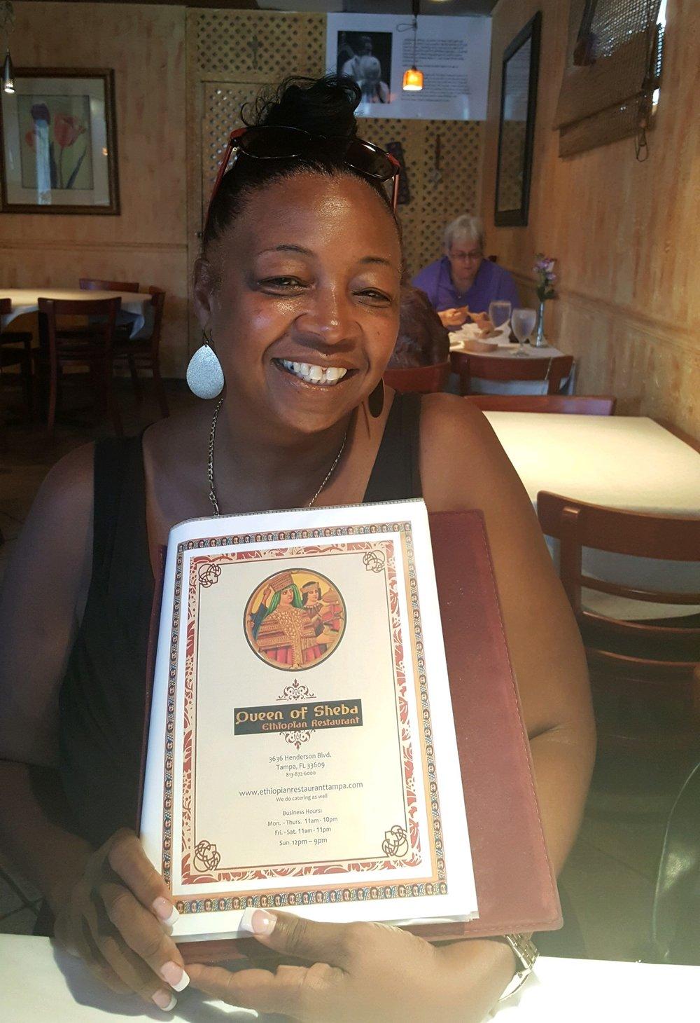 At Queen of Sheba Restaurant.jpg