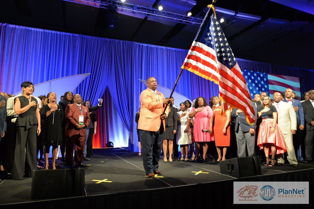 2016 First Annual National Convention - Atlanta General Session 9/10/16