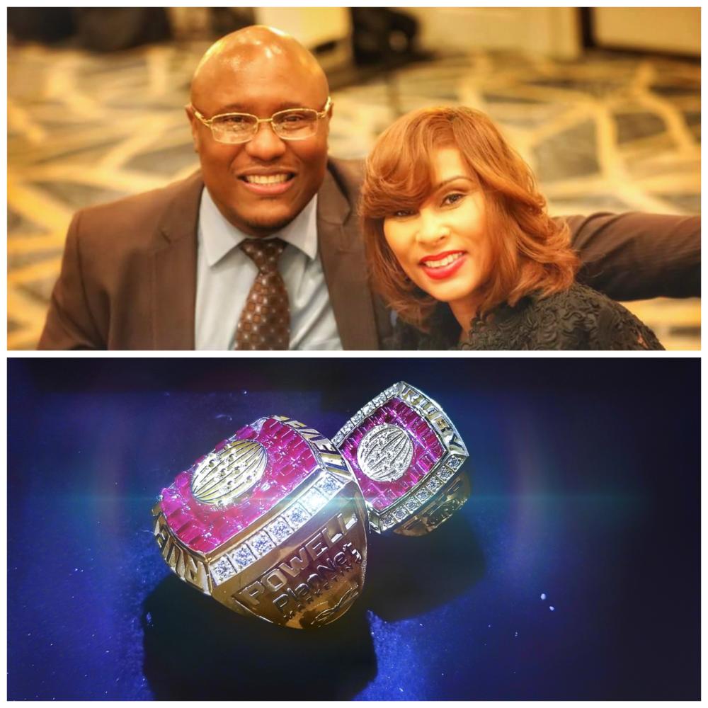 Walter & Tiffany Powell - Ruby Rings
