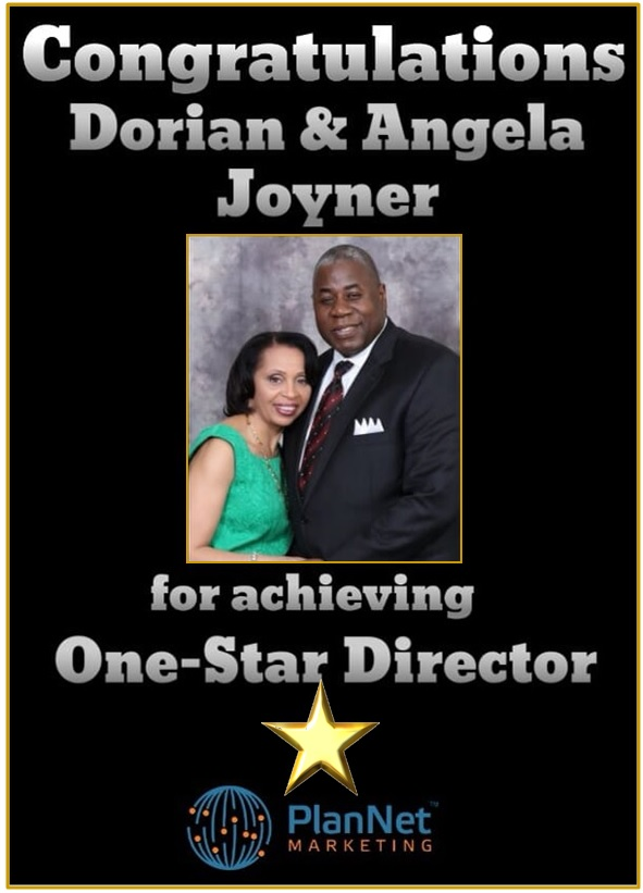 Dorian & Angela Joyner One-Star Director.jpg