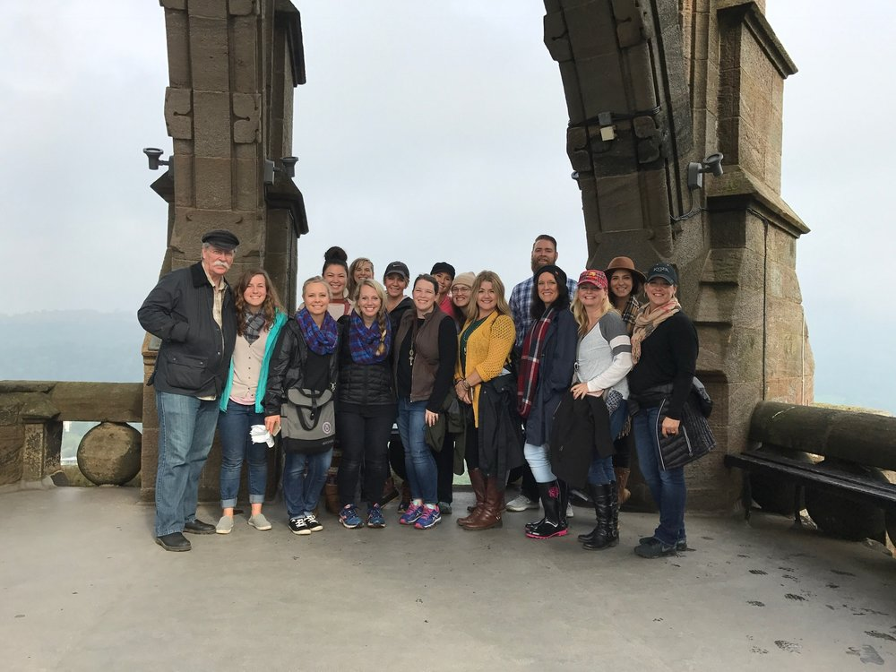 Wallace Monument group pic.JPG