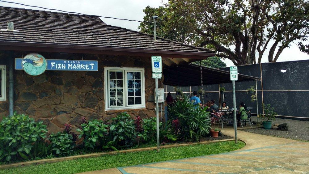Kilauea Fish Market